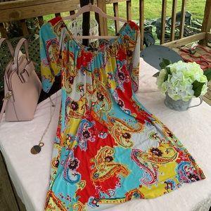 TIANA B. Tunic Blouse or Dress